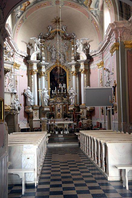 Kościół pw. św. Marii Magdaleny w Dukli