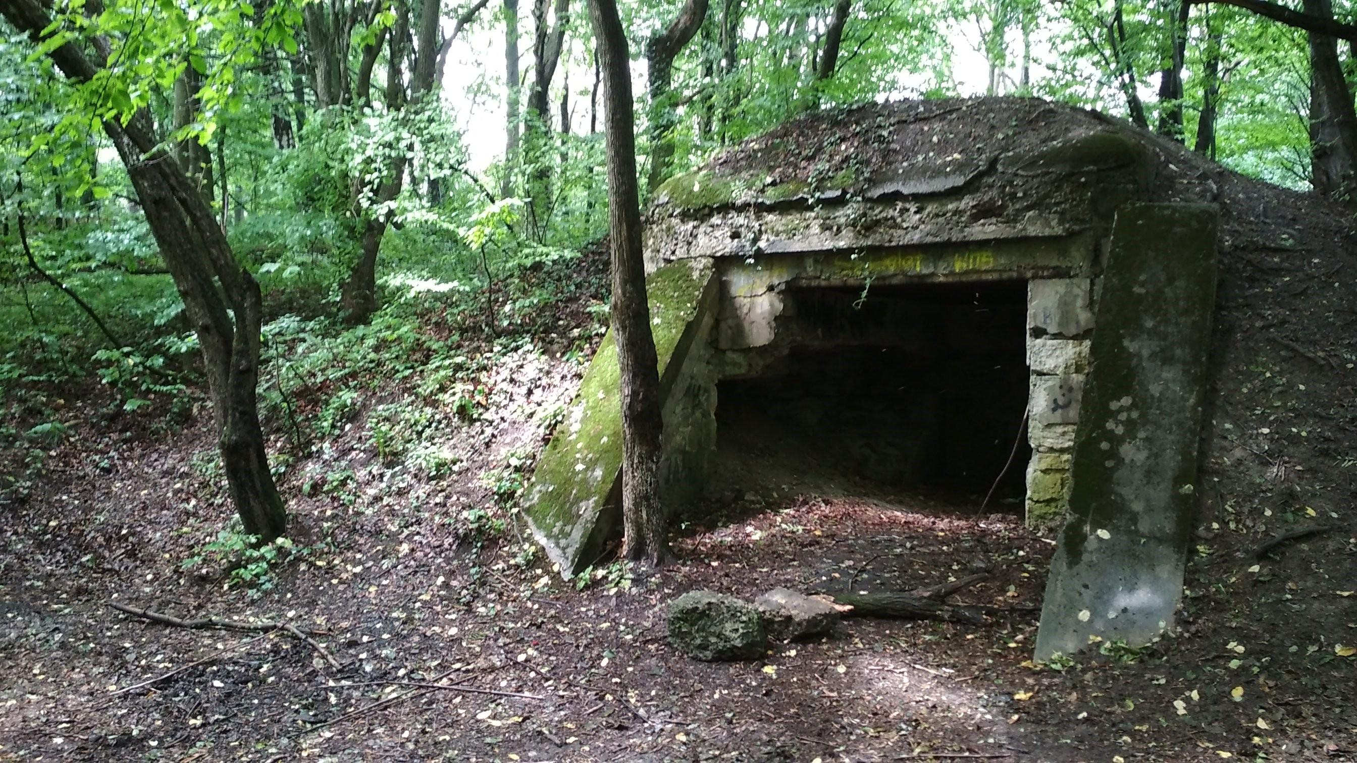 """Fort VI Iwanowa Góra """"Helicha"""""""