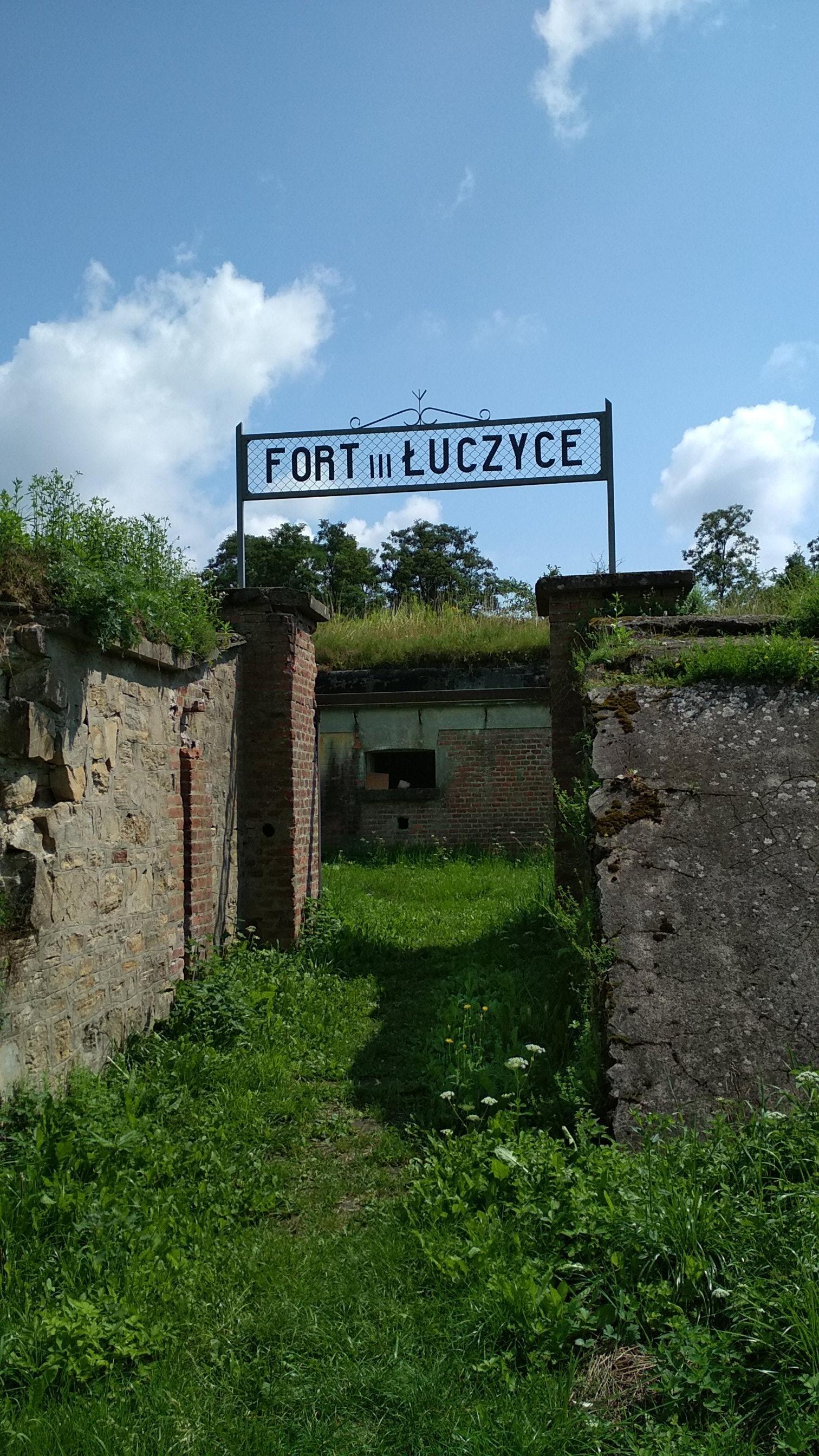 Fort III Łuczyce