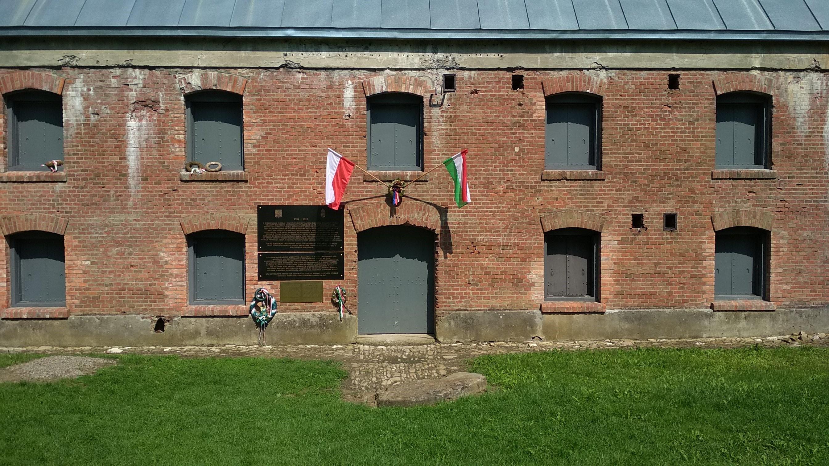 Fort XV Borek
