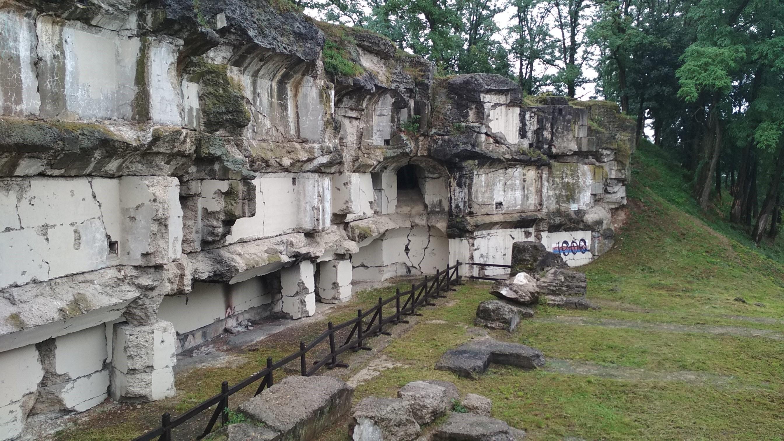 "Fort XIII – Bolestraszyce ""San Rideau"""