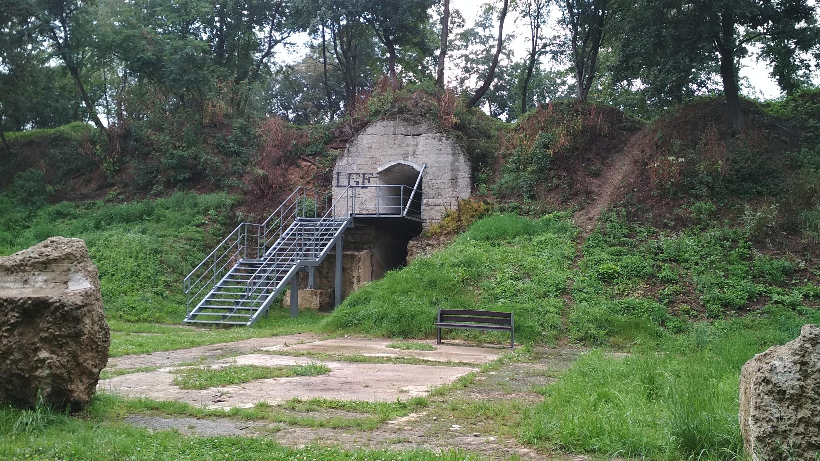"""Fort IX """"Brunner"""""""