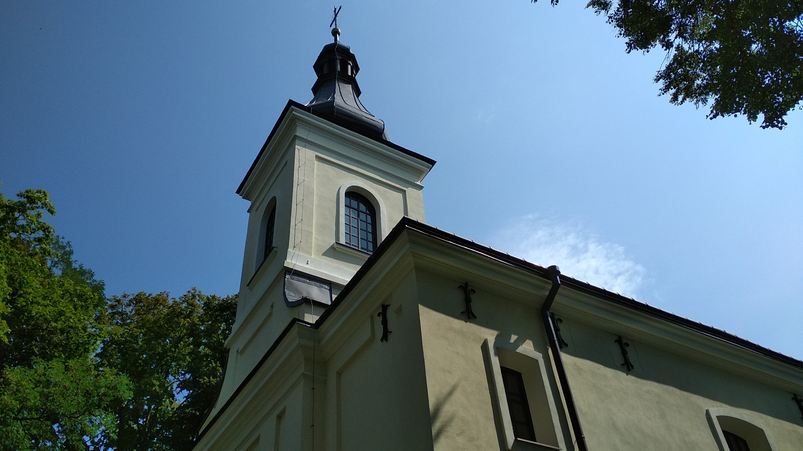 Płazów – Zespół kościoła Michała Archanioła