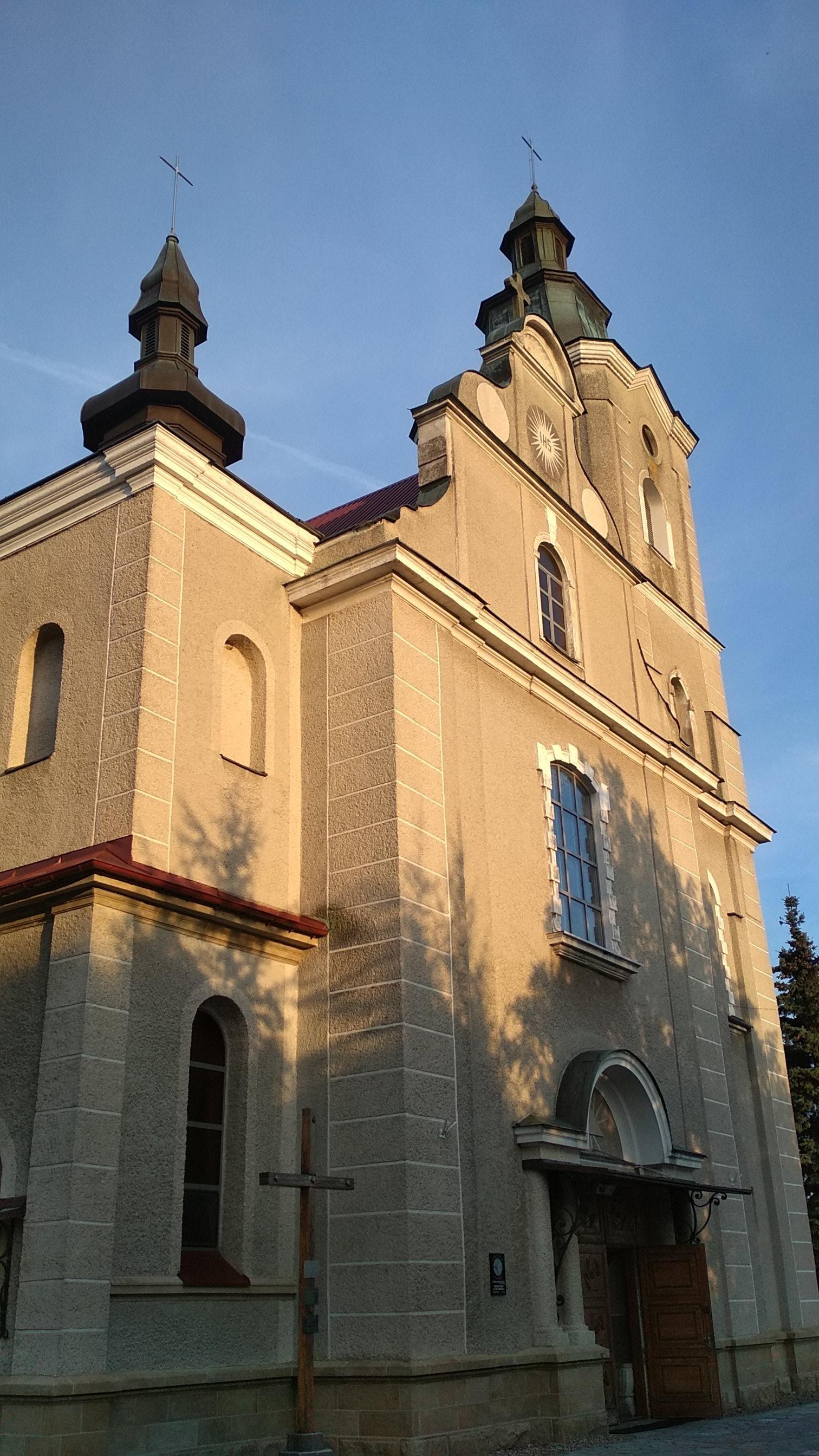 Zgłobień – Kościół św. Andrzeja Apostoła (XVIII)