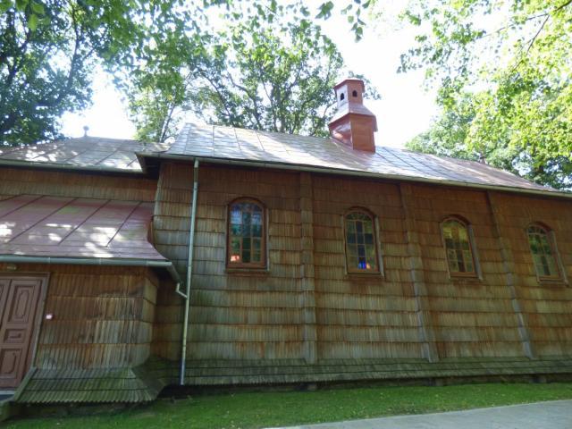 Cerkiew w Lalinie