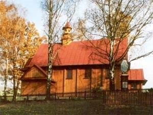 Spalony Kościół w Grabówce