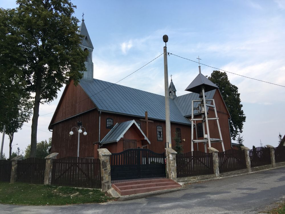 G28 Kościół pw. św. Grzegorza w Gorzejowej