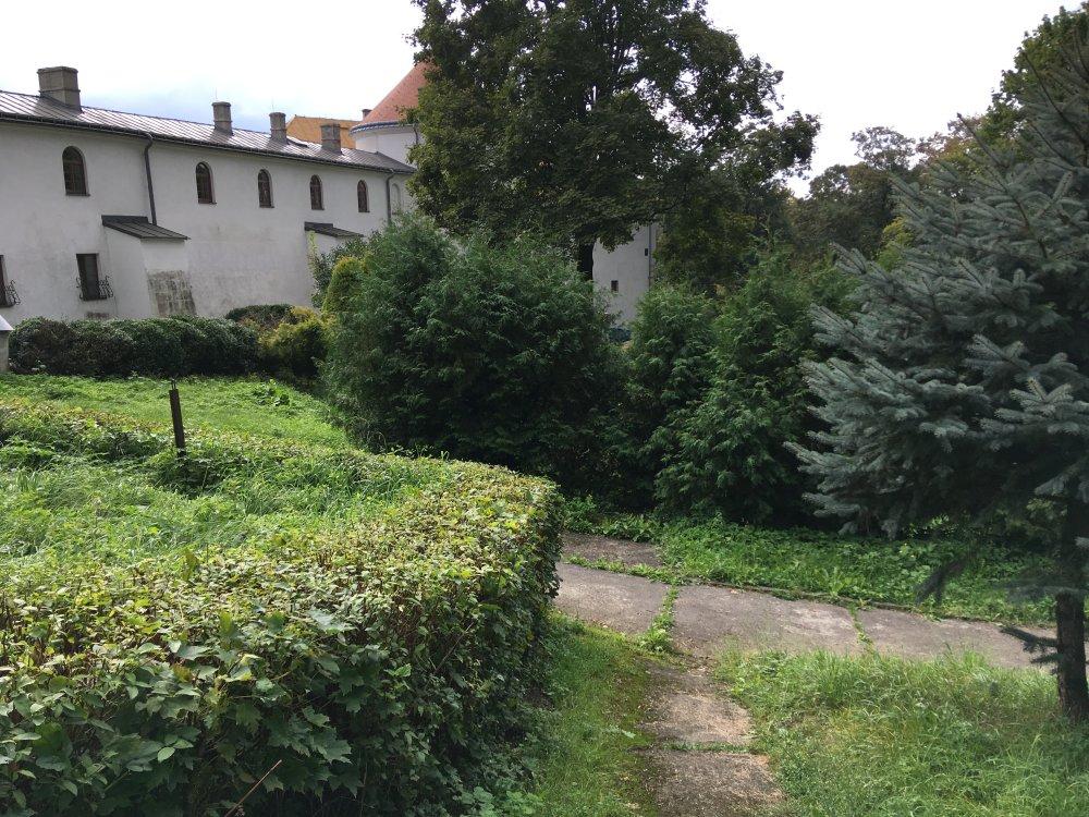G22 Zamek w Lesku